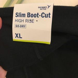 Boot Cut Yoga Pants